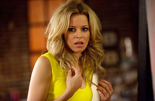 Exclusive Movie Pics! Elizabeth Banks in 'Walk of Shame'