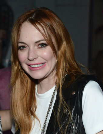 Did Lindsay Lohan Relapse at Coachella?