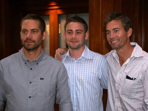 Paul Walker's Brothers Join 'Fast & Furious' Franchise!