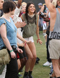 Coachella 2014: Weekend 2 Sightings! Kendall Jenner, Vanessa Hudgens and Others!