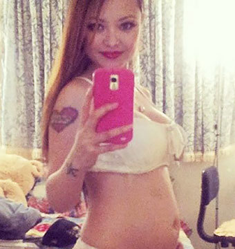 Tila Tequila Is Pregnant and Showing Off Her Baby Bump
