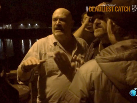 'Deadliest Catch' Sneak Peek! Crew Tensions Rise After Government Shuts Down