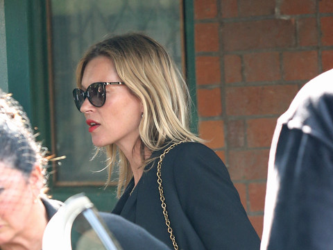 Peaches Geldof Funeral: Kate Moss, Sarah Ferguson and Others Pay Tribute