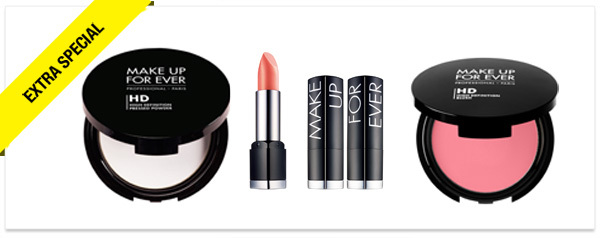 Win It! A Makeup Set from MAKE UP FOR EVER