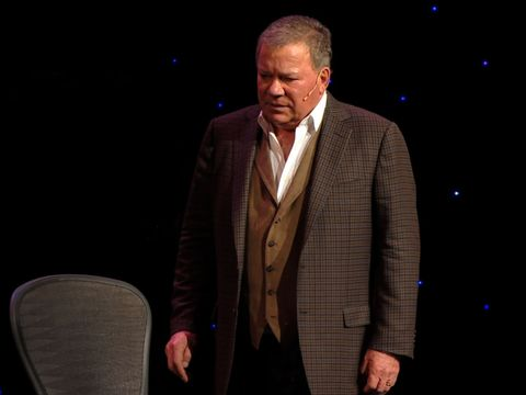 William Shatner on His One-Man Show, Headed to a Theater Near You