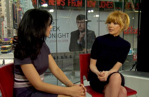 Kelly Reilly Explains Mysterious 'Black Box'