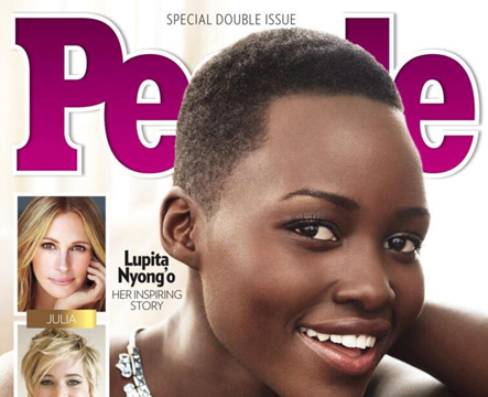 People's Most Beautiful Person Is Oscar Winner Lupita Nyong'o!
