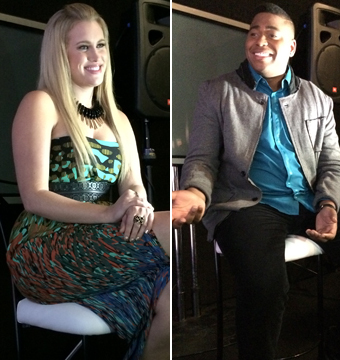 'The Voice': What's Next for Dani Moz and TJ Wilkins?