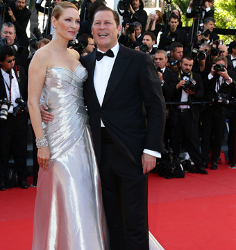 Report: Uma Thurman and Arpad Busson Call Off Engagement