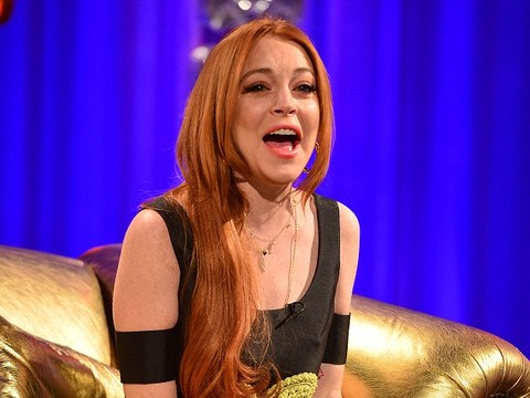 Extra Scoop: Lindsay Lohan Dodges Sobriety Questions, Gives Pole Dancing Lesson
