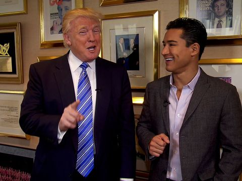 The World According to Trump: The Donald Talks Bruce Jenner, Stephen Colbert and Kimye