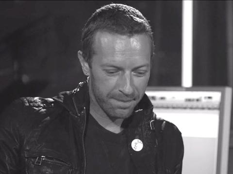 Video! Chris Martin Speaks Out About 'Challenges' After Split, 'False Headlines'
