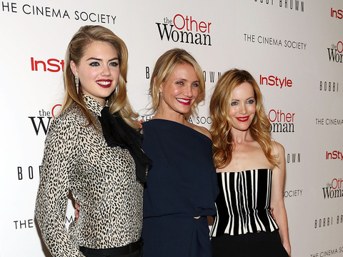 'The Other Woman' Stars Cameron, Leslie and Kate Dish on Friendship and Soul Mates