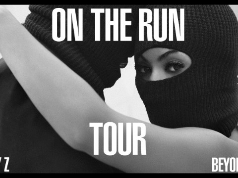 Beyoncé and Jay-Z Announce Their Tour… in Ski Masks?