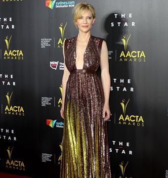 Cate Blanchett's Riskiest Red Carpet Looks!