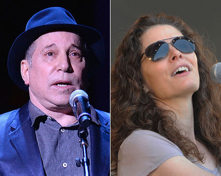 Paul Simon and Edie Brickell Release Duet After Run-In with the Law