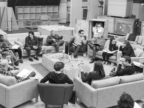 Han and Luke Are Back! Meet the Official Cast of 'Star Wars: Episode VII'