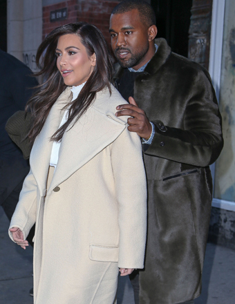 Kim and Kanye Plan to Get Married This Week!