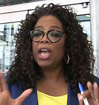 Oprah Winfrey to Donald Sterling: 'We're Off the Plantation!'
