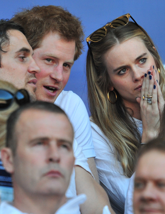 Why Prince Harry Broke Up