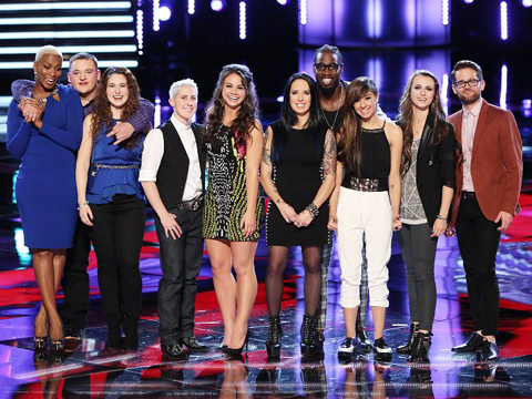 'The Voice' Results Recap! Who's In and Who's Out?