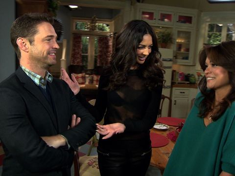 Jason Priestly on Guest-Starring in 'Hot in Cleveland' as Valerie Bertinelli's Crush