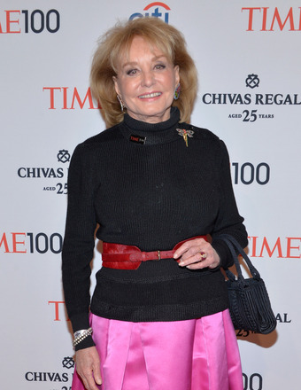 Barbara Walters Thinks a Man Might Make a Good Replaceme