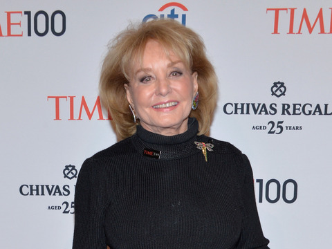 Barbara Walters Thinks a Man Might Make a Good Replacement for Her on 'The View'