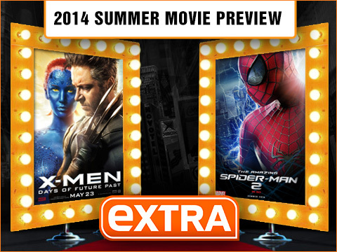 Now Playing Live Movie Reviews: 'Amazing Spider-Man 2' and Summer Movie Preview