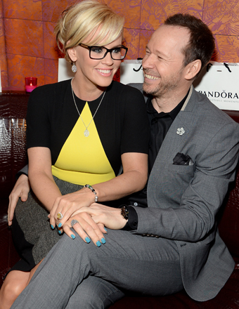 Jenny McCarthy and Donnie Wahlberg Want a Celebrity Friend to Marry Them! Find Out Who
