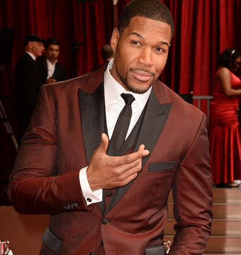 Michael Strahan Sounds-Off on Donald Sterling Scandal