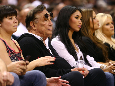 Extra Scoop: Did V. Stiviano Try to Extort Money from Donald Sterling?
