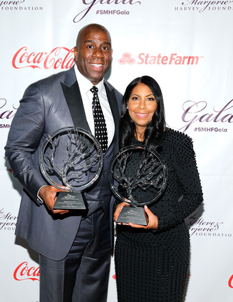 Magic Johnson Is 'Proud' of How the NBA Handled the Donald Sterling Controversy