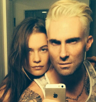 Adam Levine Goes Platinum Blonde, Doesn't Care If Fans Think It Looks 'Creepy'