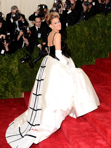 Classic Style at the Costume Institute Met Gala 2014… See the Glam Pics!