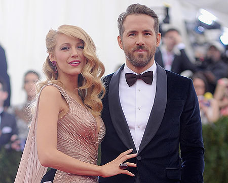 Ryan Reynolds and Blake Lively Make Rare Public Appearance at Met Gala