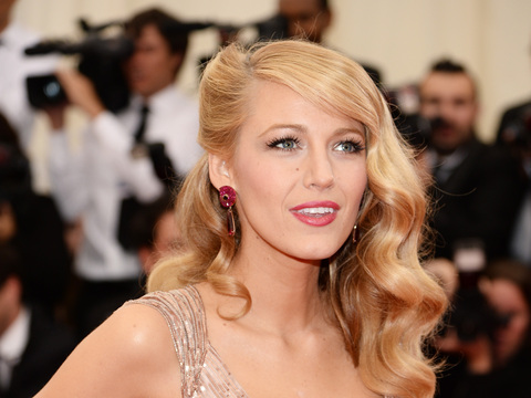 Blake Lively Went for Sundaes After Met Gala: 'That's How I Do An After Party!'