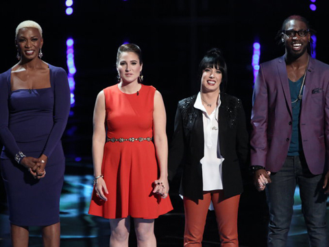 'The Voice': What's Next for Sisaundra Lewis, Delvin Choice and Audra McLaughlin?
