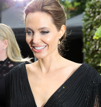 Angelina Jolie's Gigglefest! What's So Funny About Daughter Viv?