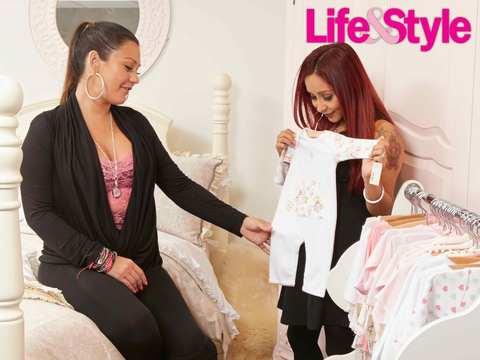 Snooki Reveals Baby's Gender!