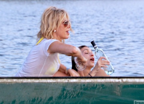 'RHOHY' Star Kristen Taekman Dishes on Wine-Throwing Spat with Ramona Singer