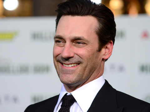 Jon Hamm Recalls Job in Softcore Porn, Calls It 'Soul Crushing'