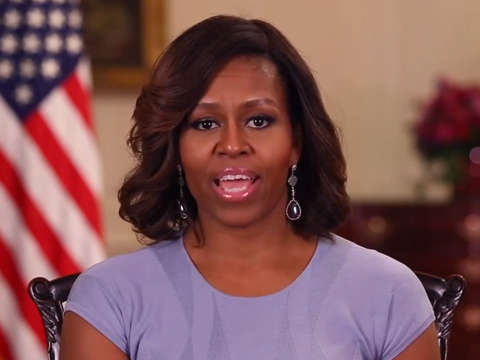 Michelle Obama's Heartfelt Message About Tragic Kidnapping in Nigeria