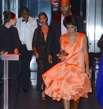 Another New Theory on Why Solange Attacked Jay Z