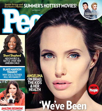 Angelina Jolie Reveals Wacky Wedding Themes