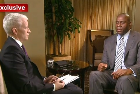 Magic Johnson Says Donald Sterling 'Is Living in the Stone Ages'