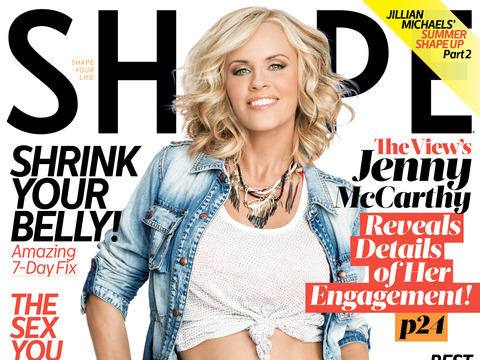 Jenny McCarthy Once Thought Fiancé Donnie Wahlberg Was 'Too Tough' for Her