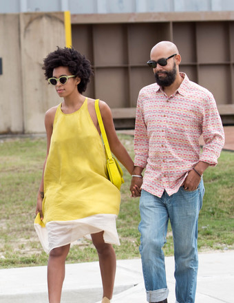 Solange Knowles boyfriend Alan Ferguson NO may14 2014 EXCL SPL753392 37
