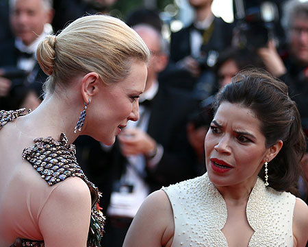 America Ferrera on Cannes Prank: 'Felt Like a Crazy Dream'