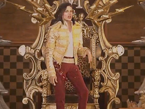 Michael Jackson Hologram at Billboard Music Awards: How'd They Do That?